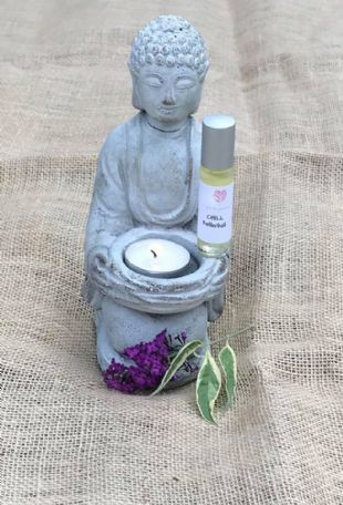 Pulse Point Aromatherapy Oil Rollerball 'Chill' (Previously 'Calm Me') - Pure Peace